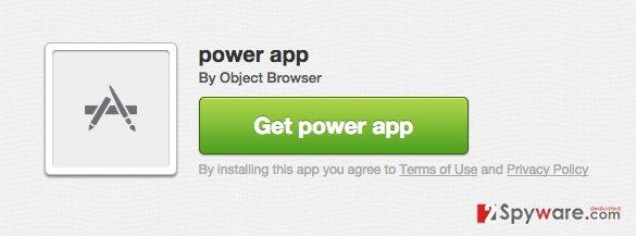 Power App virus snapshot