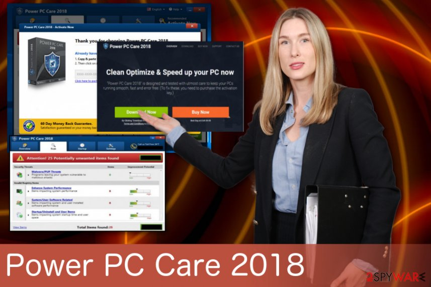 Power PC Care 2018