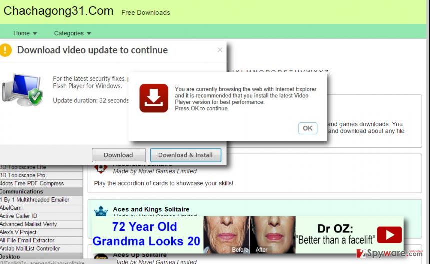 Chachagong31.com virus