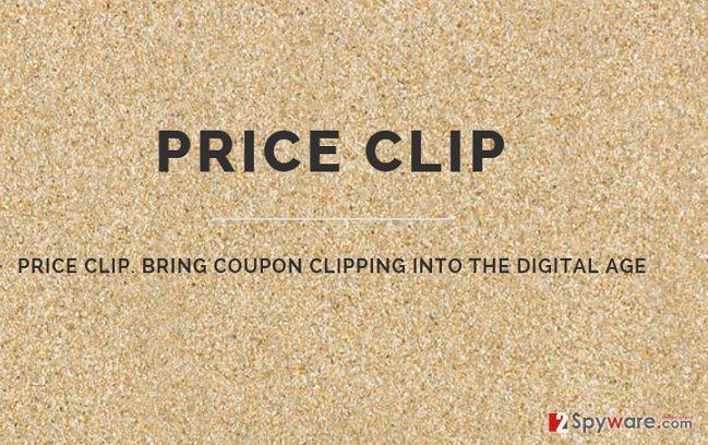 Price Clip adware