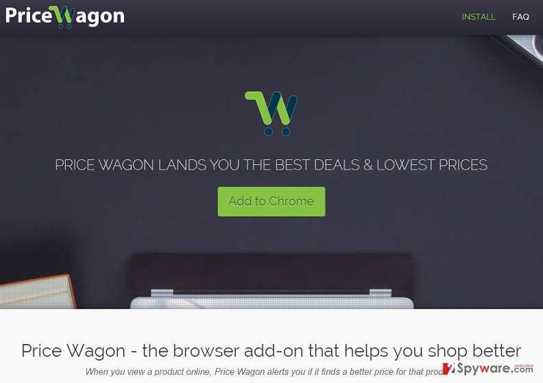 Price Wagon Ads