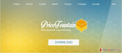 PriceFountain picture