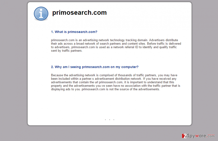 PrimoSearch.com