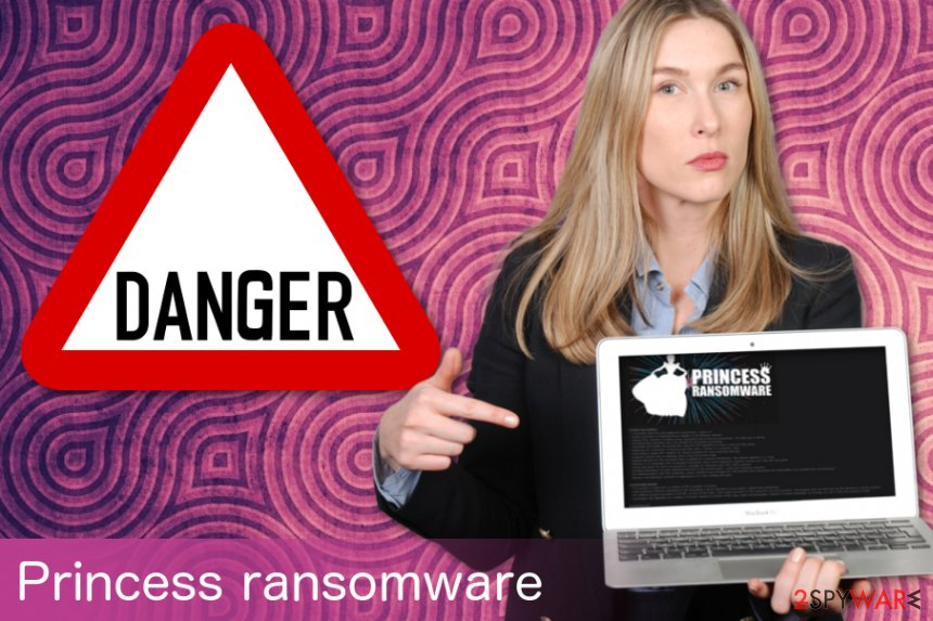 Princess ransomware