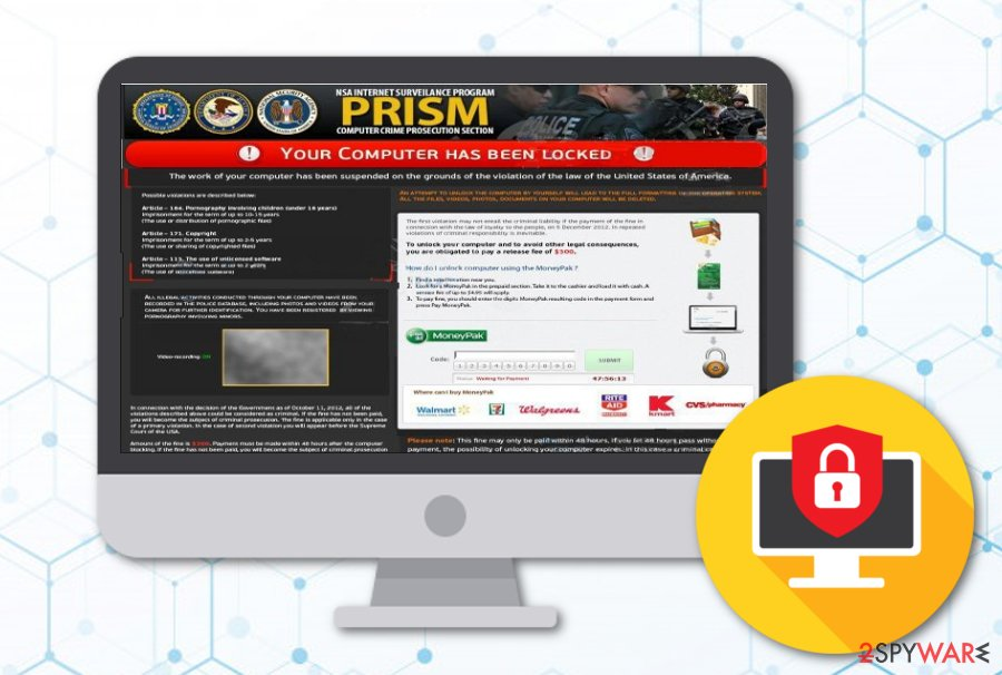 Remove PRISM virus (Removal Instructions) - Jul 2019 update