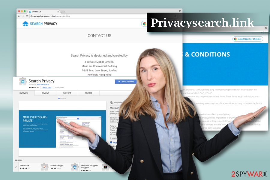 Privacysearch.link virus