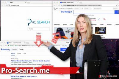 Pro-search.me virus