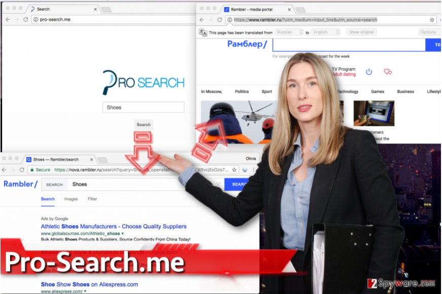 Pro-search.me virus