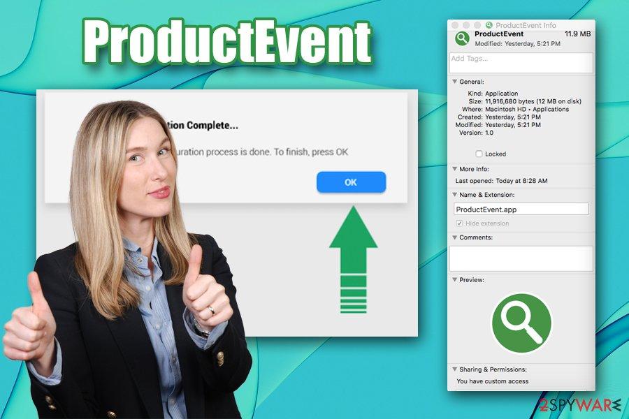 ProductEvent adware