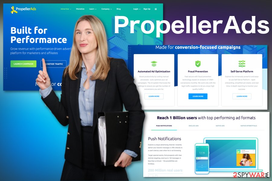 PropellerAds virus