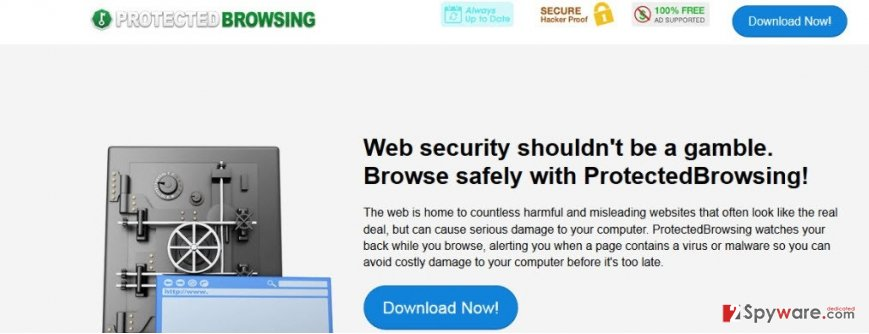 Protected Browsing snapshot