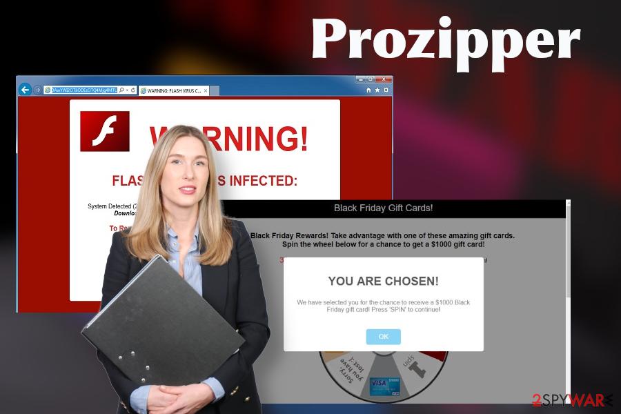 Prozipper virus