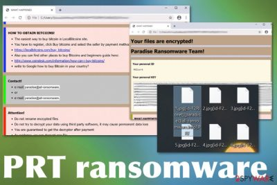 PRT ransomware
