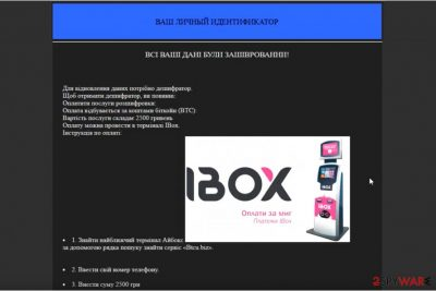 PSCrypt ransomware
