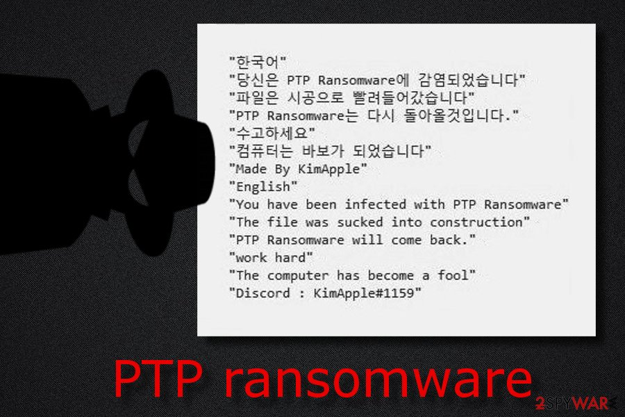 PTP virus