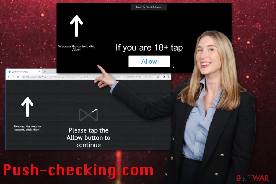 Push-checking.com PUP