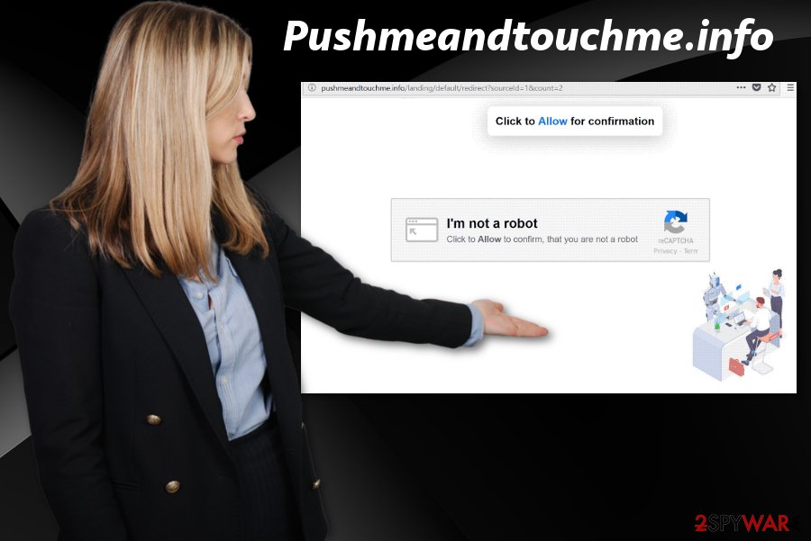Pushmeandtouchme.info adware