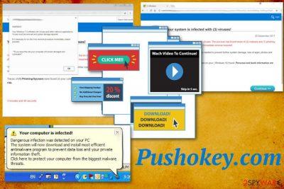 Pushokey.com