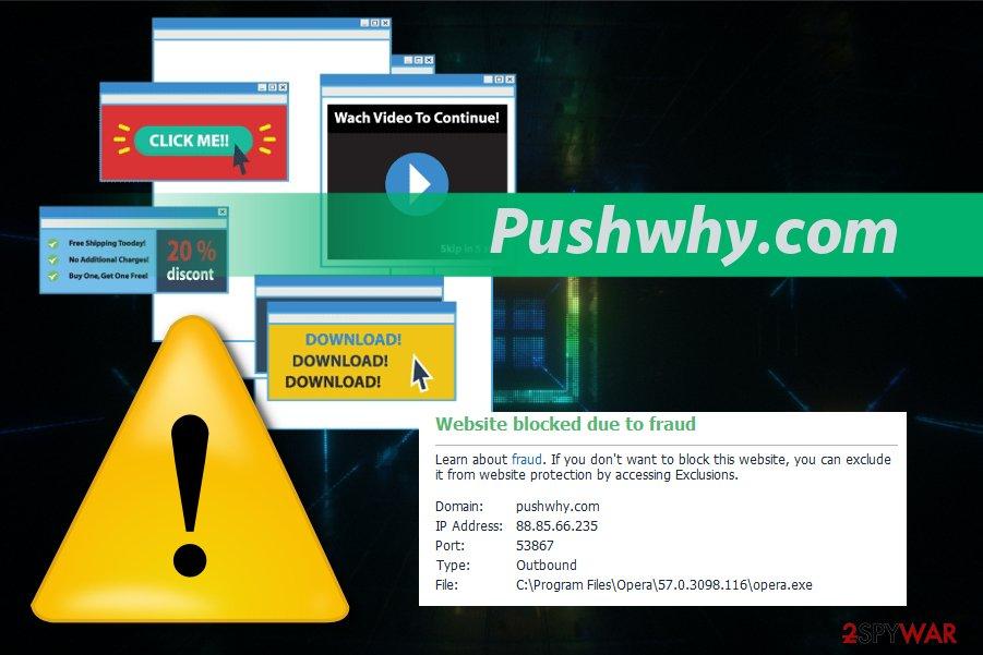 Pushwhy.com virus