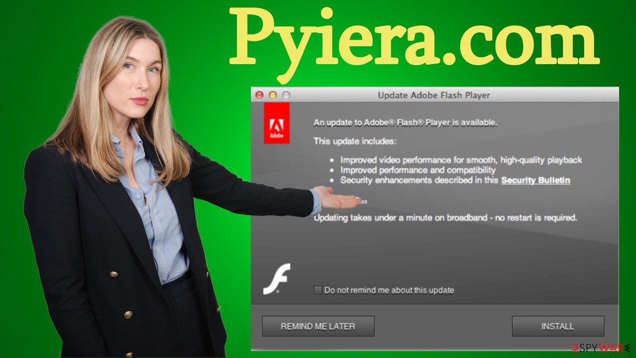 Pyiera.com ads