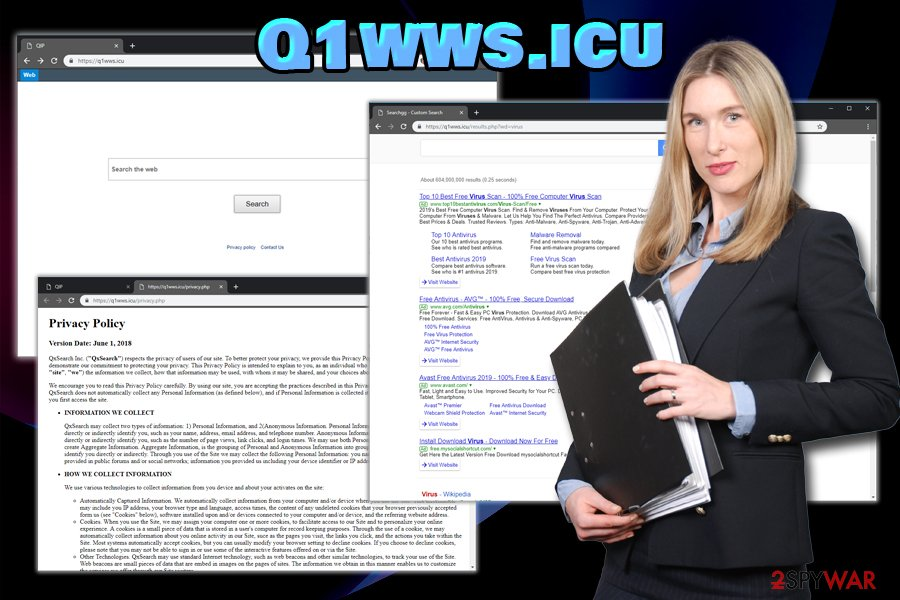Q1wws.icu browser hijacker