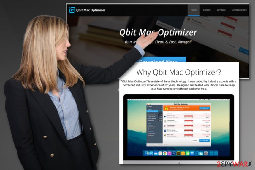 Qbit Mac Optimizer PUA