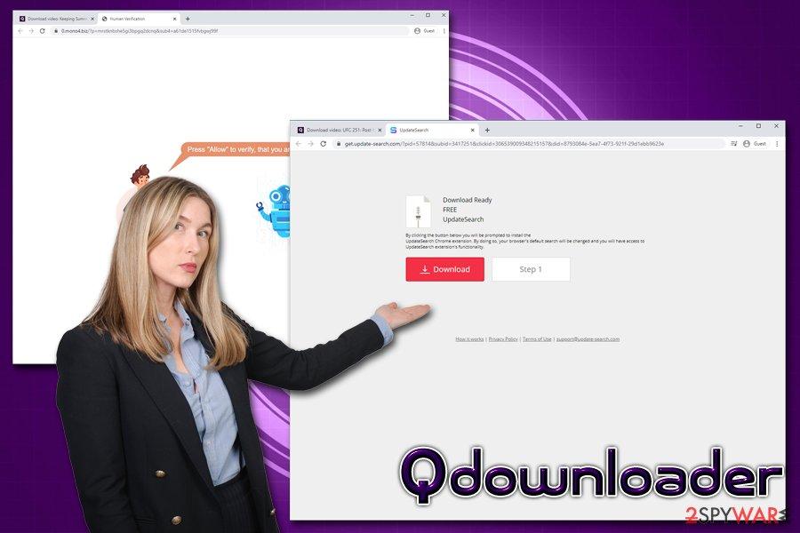 Qdownloader virus
