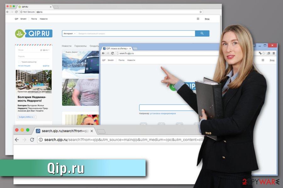 Qip virus