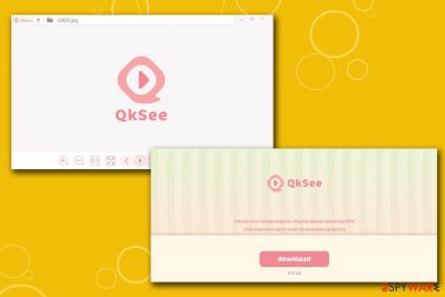 QkSee ads