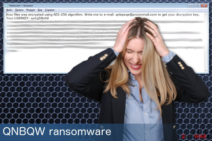 QNBQW ransomware