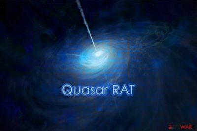 Quasar virus