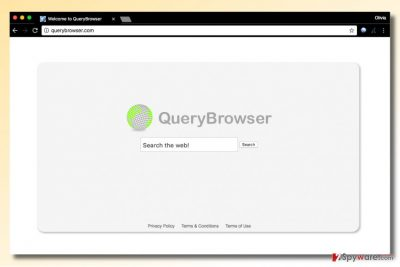 QueryBrowser virus