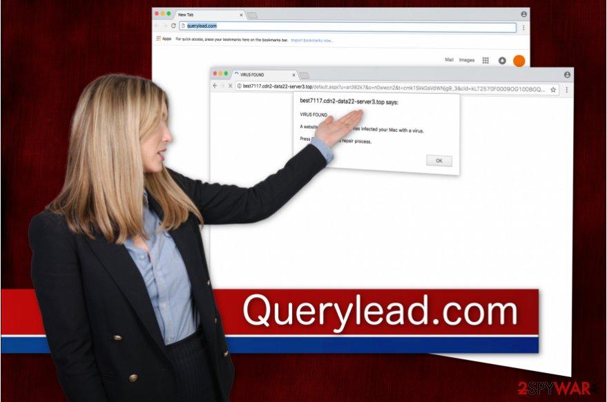 Querylead.com virus