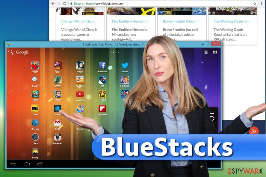 bluestacks 4 remove ads