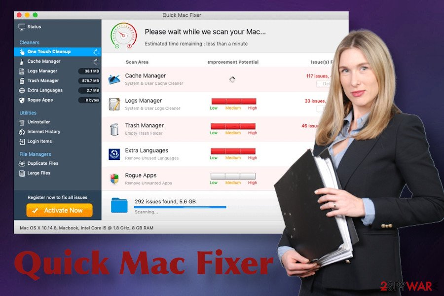 Quick Mac Fixer