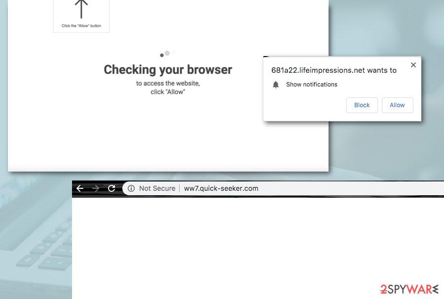 Quick-Seeker.com virus