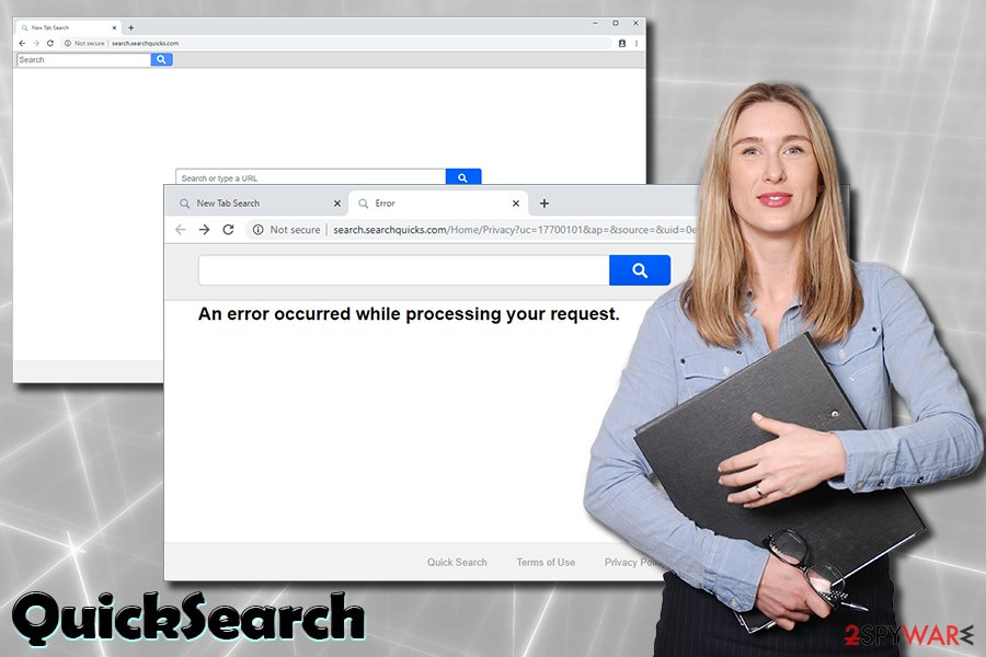 QuickSearch hijack