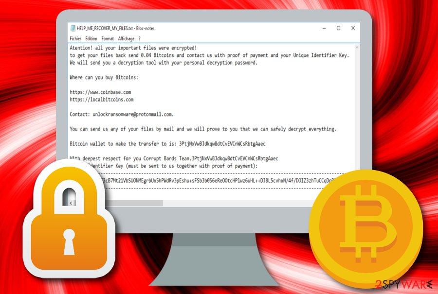 Quimera ransomware