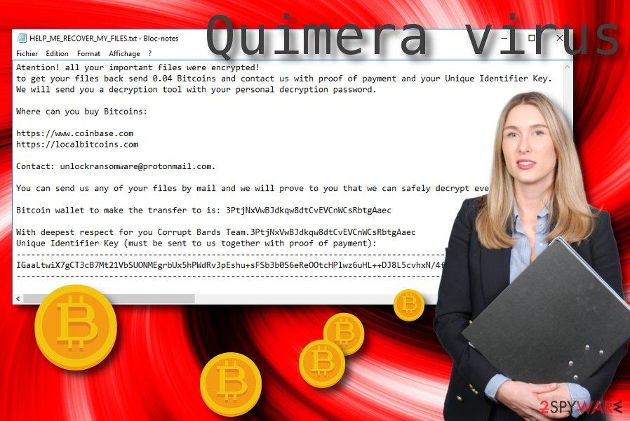 Quimera virus