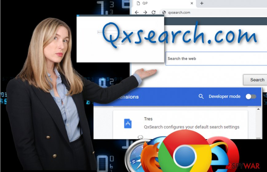 Qxsearch.com virus