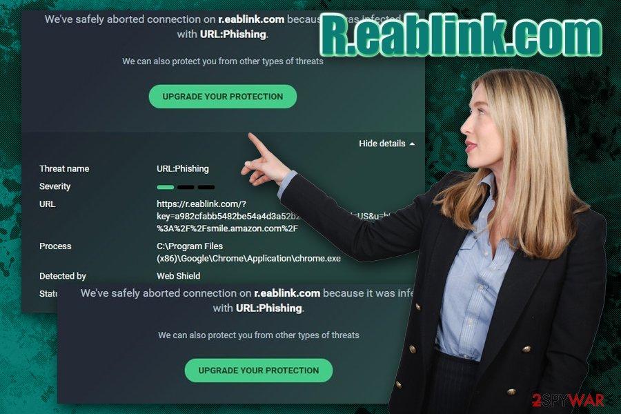 R.eablink.com adware
