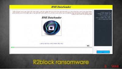 R2block ransomware