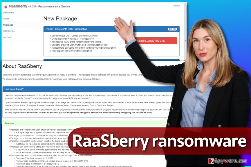 RaaSberry virus