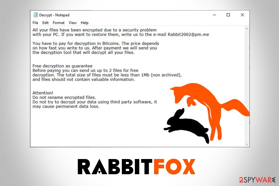 RabbitFox