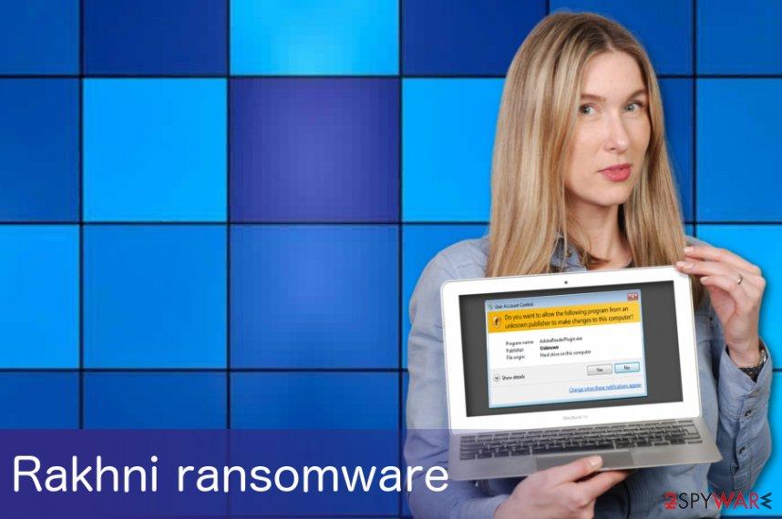 Rakhni ransomware virus