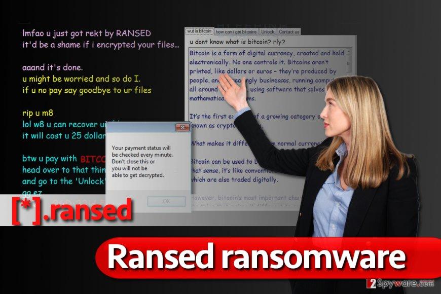 Ransed virus