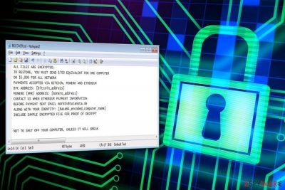 Planetary ransomware