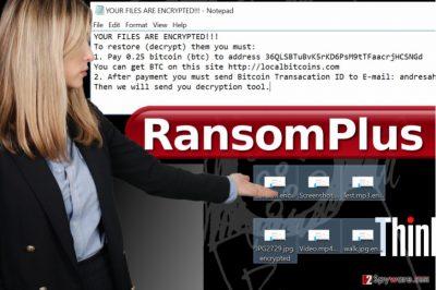 RansomPlus virus