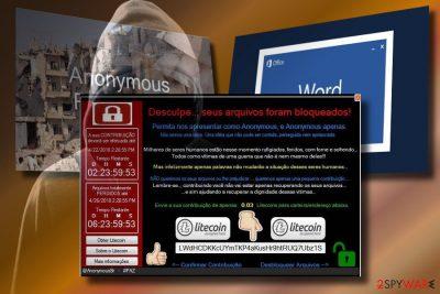 RansSIRIA ransomware virus