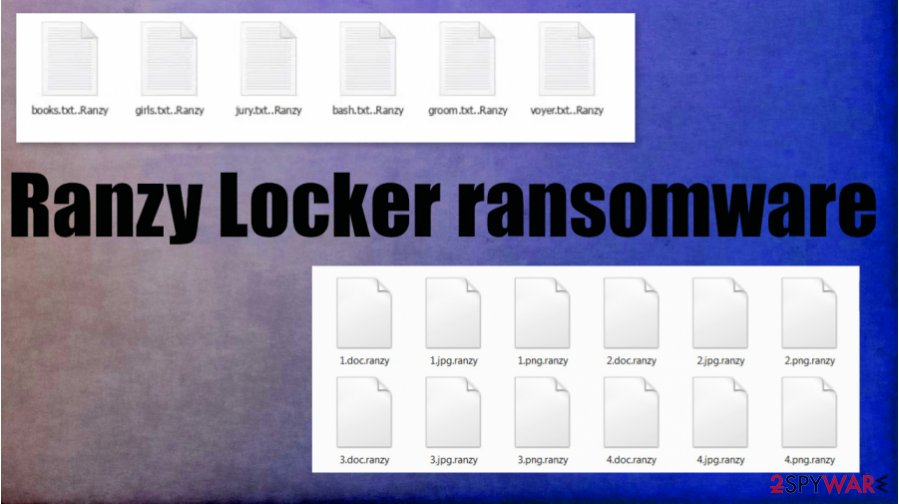 Ranzy Locker cryptovirus